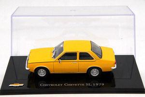 Image 5 - IXO 1:43 Different Years and Styles Chevrolet Chevette Monza/Amazona/Kadett Hatch/opala/Vectra/Celta/ Toys Car Diecast Models