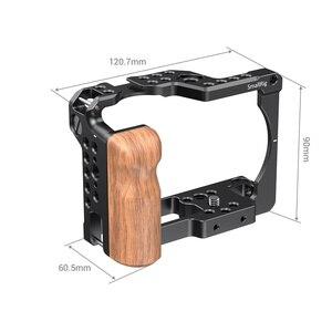 Image 2 - SmallRig FP Khung Máy Ảnh dành cho ỐNG KÍNH SIGMA FP Camera Giày Lạnh Mount & Arri Định Vị Lỗ FR Sáng Micro TỰ LÀM Tùy Chọn 2518