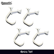 Disco-Accessories Moving-Head-Light Hook Stage-Lighting for Led And 4pcs