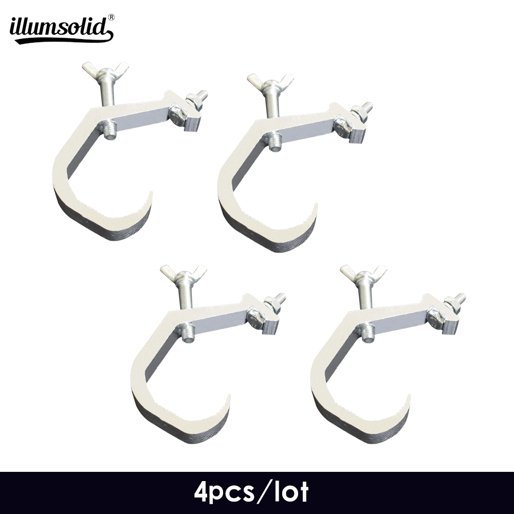 Led Stage Lights Hook Disco Accessories For Stage Lighting Led Par Light And Moving Head Light 4pcs/lot