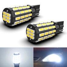 2x T10 W5W 168 194 LED التخليص مصابيح العلامات الجانبية لمرسيدس بنز W211 W221 W220 W163 W164 W203 C E SLK GLK CLS M GL 6000K