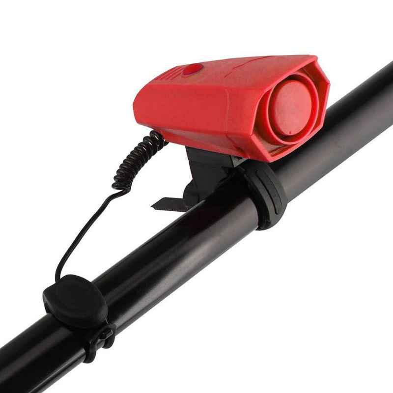 Hot Sale Bel Sepeda Sepeda Elektronik Sepeda Stang Cincin Bersepeda Tanduk Kuat Keras Air Alarm Suara Bel Klakson Sepeda Aman