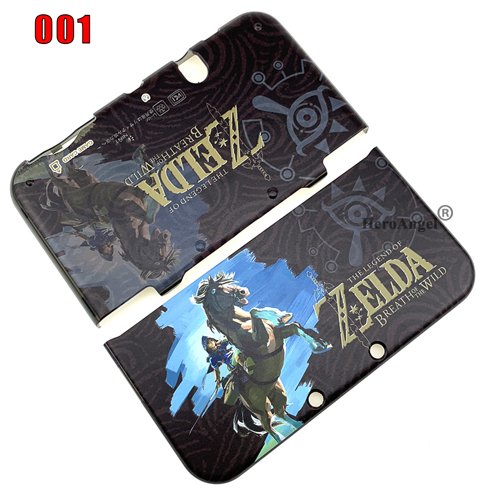 Protective Case for Nintend NEW 3DS XL   LL Housing Pattern Shell Cover for Nintendo NEW 3DSLL Console