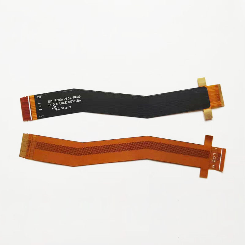 For Samsung Galaxy Note 10.1 P600 P601 P605 SM-P600 / Galaxy Tab Pro 10.1 SM-T520 T525 LCD Display Screen Connector Flex Cable