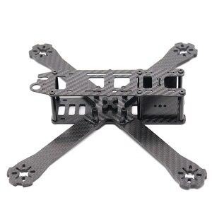 Image 3 - TCMMRC FPV Frame Boat X Wheelbase 220 мм 250 мм 4 мм Arm Carbon Fiber для FPV Racing Drone Frame Parts