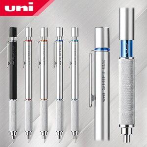 Image 5 - Механический карандаш Оригинал Япония Uni SHIFT Pipe Lock металлическая ручка M3/M4/M5/M7/M9 1010 0,3/0,4/0,5/0,7/0,9 мм