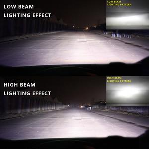 Image 5 - Nighteye h11 led para carro, h7, h4, 9005, 9006, 50w, 8000lm, 6500k, csp, kit de conversão de farol de carro, lâmpada de neblina lâmpada super brilhante para carro
