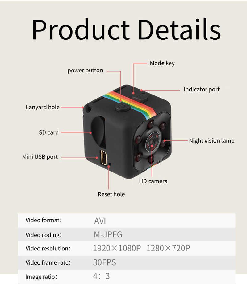 มินิกล้องHD 1080P AirกีฬาDVกล้องNight Vision Home Security Miniกล้องบันทึกภาพกล้องIpกลางแจ้งกล้อง