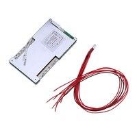 7 s 24 v 200a li ion bateria de lítio placa de proteção ups energia inversor bms pcb placa com equilíbrio para scooter elétrico ebike|Acessórios para baterias| |  -