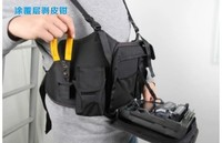 Free Shipping Portable Soft Carrying Bag for Fujikura 12S 22S FSM 22S FSM 12S FSM 21S FSM 11S Fusion Splicer