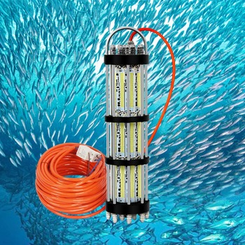 underwater night vision video fishing camera 720p 30m cable line 4 3inch lcd monitor 6 led light visual fish finder pesca tackle 2800W AC 200-240V 30M Cable Underwater Fish Night Fishing Light Attracting Fish LED Night Luring Lamps For Boats Dock Fishing