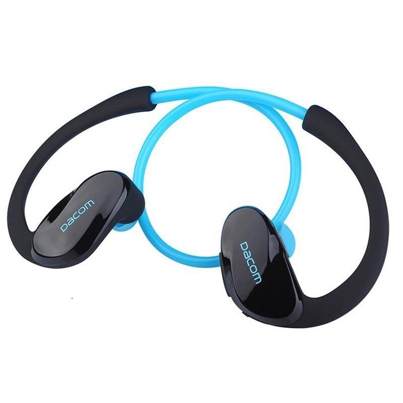 Оригинальная Bluetooth-гарнитура Dacom Athlete G05, беспроводные наушники, спортивные стереонаушники для бега с микрофоном Bluetooth V4.1