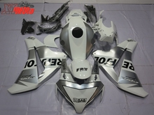 Motorcycle Fairing Kit For Honda CBR1000RR 2008-2011 Injection Molding ABS Plastic CBR 1000RR 08-11 Gloss White Repsol Bodyworks
