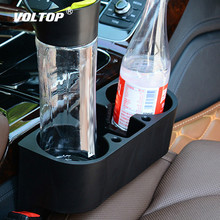 Car Cup Holder Organizer Portable Multifunction Car Coasters Seat Gap Cup Bottle Phone Drink Holder Stand Boxes