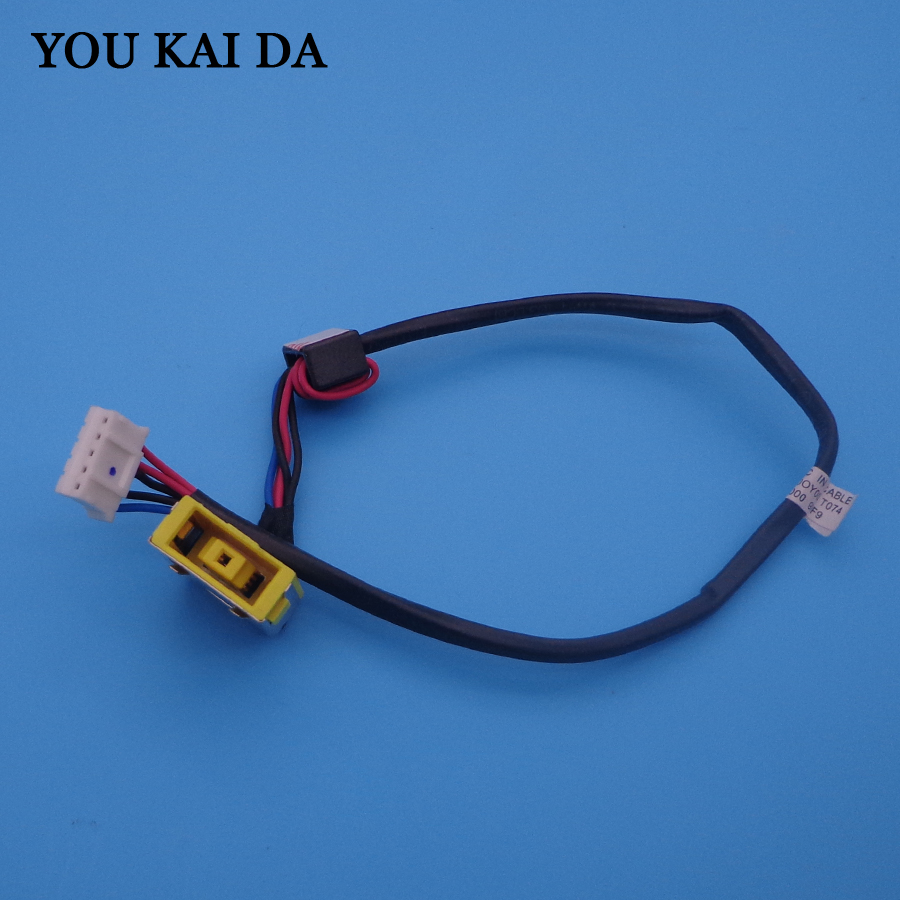 New Laptop DC Power Jack Cable Charging Socket Plug Port Cable For Lenovo G400 G405 G490 G500 G505 G510