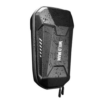 Сумка с ручкой для электрического скутера, передняя сумка для хранения, водонепроницаемая, для Xiaomi Mijia M365 ES1 ES2 ES3 ES4, велосипедная сумка для бу...