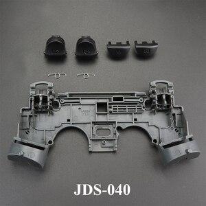 Image 3 - Yuxi 2 Set Rubber Vervanging Siliconen Geleidende Lijm Knop Pad Toetsenborden Voor Sony PS4 Voor Playstation Dualshock 4 Controller