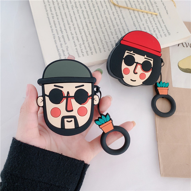 Mathilda Leon AirPod Case