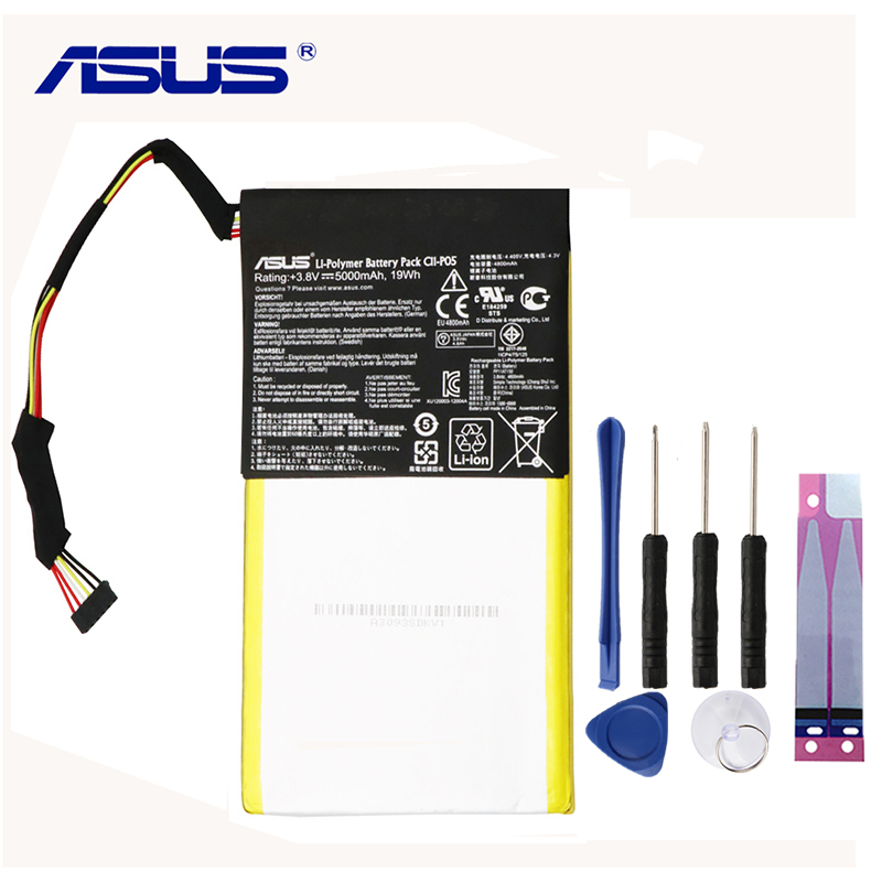 Original ASUS C11-P05 Battery For ASUS PadFone Infinity A80 10.1 5000mAh image