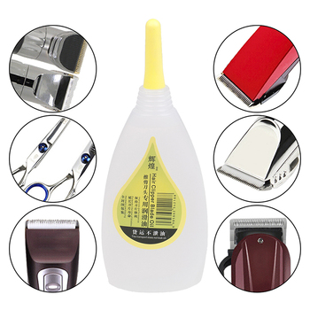 50ml Scissors Oil Hair Clipper Blade Sewing Machine Lubricating Lube Repair Prevent Rusting For Salon Hairstyling Tool - discount item  30% OFF Hair Care & Styling