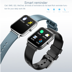 Image 2 - Smart Degli Uomini Della Vigilanza del Bluetooth Intelligente activity tracker vigilanza di sport IP67 Impermeabile Chiamata di Promemoria Monitoraggio del Sonno Previsioni Meteo