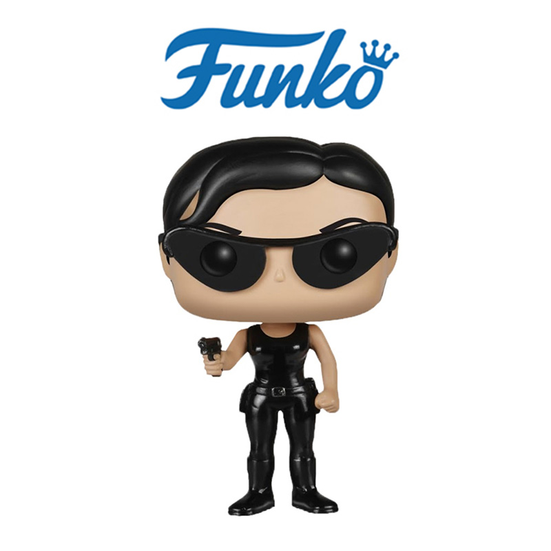 FUNKO POP 2019 New Product The Matrix Action Figures Movie Characters Collection Model Toys For Halloween Gift