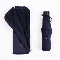 미니 포켓 3 접는 우산 남성과 여성 작은 휴대용 우산 비 방수 여행 우산 windproof