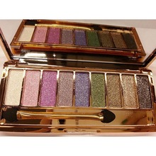 9 Colors Fashion Eyeshadow Palette Matte Eyeshadow Palette Glitter Eye Shadow Makeup Nude Beauty Make Up Set Cosmetics Tools 2018 new glitter eyeshadow palette shimmer pigment 120 colors matte eye make up palette of shadow nude eyeshadow set cosmetic