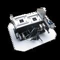 Экологичный сольвентный принтер xp600 dx5 dx7 5113 головка печатной головки кронштейна совместима с укупорным блоком