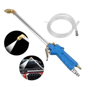 Image 2 - Rondella per Auto moto spruzzatore pistola ad acqua ad alta pressione cura del motore Kit di strumenti per la pulizia dellolio 100cm tubo flessibile accessori per Auto per motociclette