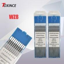 Białe elektrody wolframowe elektrody spawalnicze Tig Rods1.0/1.6/2.0/2.4/3.2/4.0x150mm profesjonalna igła wolframowa