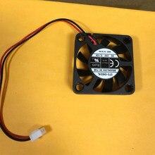 Fonte da fábrica creality 3d peças de impressora dc sem escova mainboard ventilador 4010 24v dc refrigerador pequeno ventilador de refrigeração para Ender-3 impressora