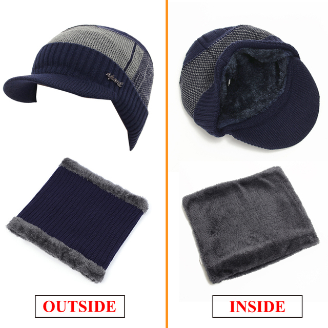 Winter Fashion Beanie Cap 10