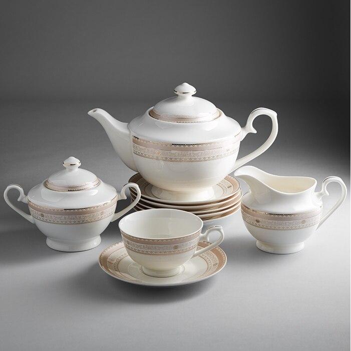 купить Set tea Beatrix Franca МА023P/15 on the 6 персон, 15 pieces дешево