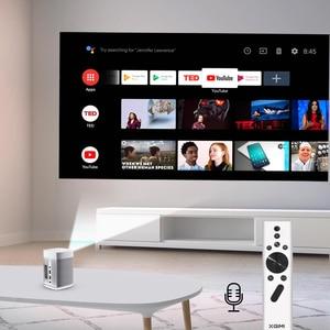 Image 2 - XGIMI Mogo Mini projektor Beamer z akumulatorem 10400mAH przenośny projektor Android 9.0 3D kino domowe Wifi LED projektor imtv