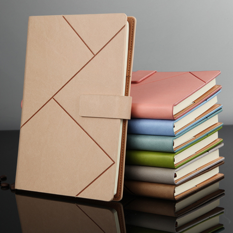 A5 B5 Week Planner Travelers Business Notepads Agenda 2020 Diary School Office Supplies Stationery Notebook Leather Journal