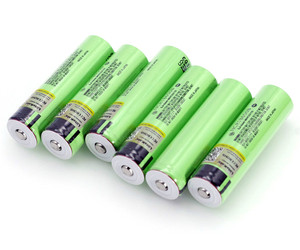 Image 4 - Liitokala new NCR18650B 3.7v 3400 mAh 18650 Lithium Rechargeable Battery with Pointed (No PCB) batteries