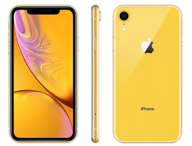 iPhone XR 64GB Preto Desbloqueado iOS 12 4G 12MP - Apple 4