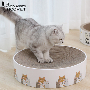 Hoopet Cat Toy Scratching Post