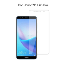 For Huawei Honor 7C Pro / Honor 7C Tempered Glass Screen Protector Protective Film Glass For Huawei Honor 7C Pro 2pcs for huawei honor 7c pro honor 7c full cover tempered glass screen protector protective glass for huawei honor 7c pro