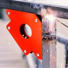 Welding-Corner-Holder Positioner Angle Magnetic Soldering Strong 25LBS 2pcs Locator