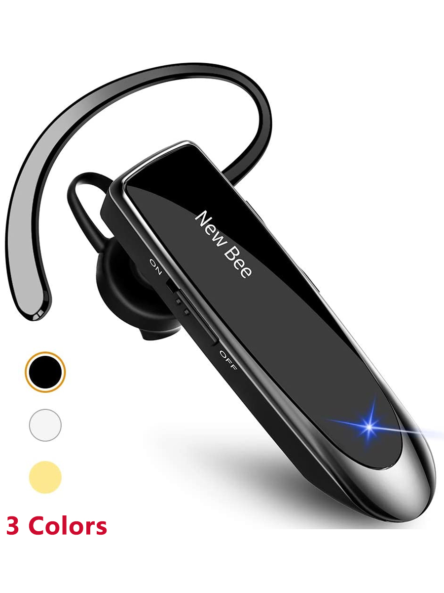 Bluetooth Earphone Handsfree Headset Talking V5.0 Xiaomi Mini New Bee Wireless with