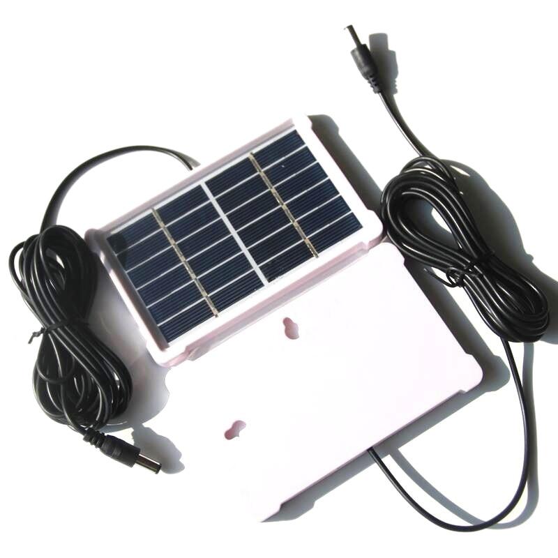 1w 6v policristalino painel solar laminado gl