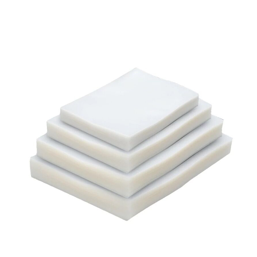 10PCS/Pack Vacuum Sealer Plastic Storage Package Bag For Pack Food Saver Keep Fresh Packaging Bags For Vacuum Sealing Machine