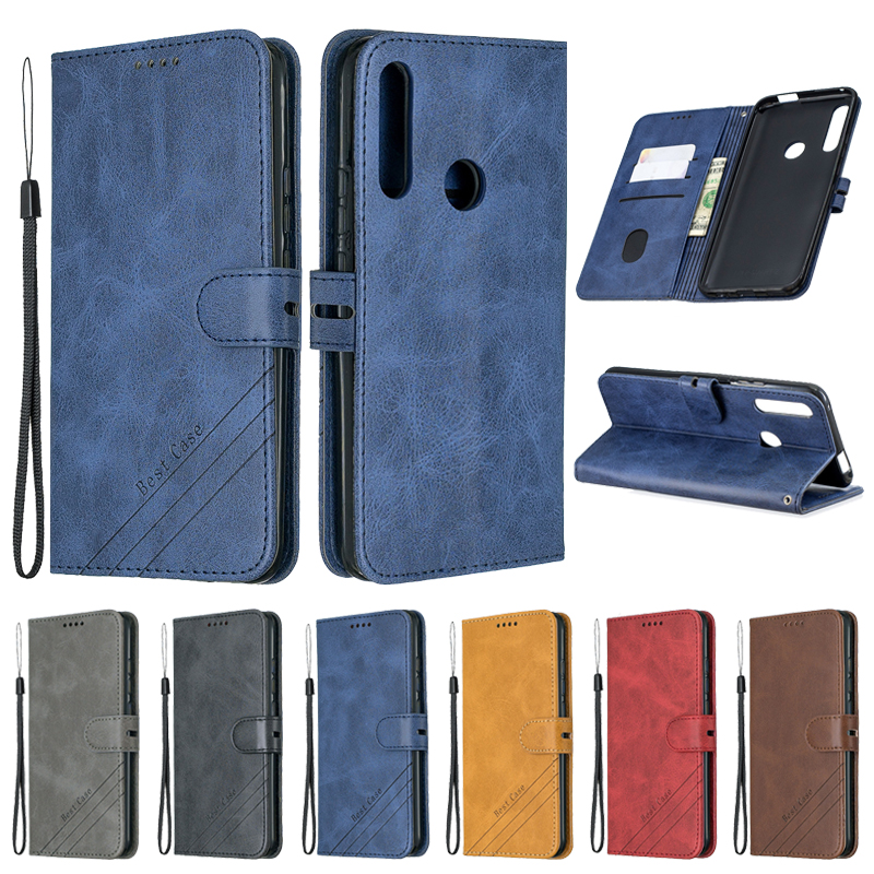 Huawei Honor 9X Pro Case Leather Flip Case on For Coque Huawei Honor 9 X 9X Pro Phone Case Honor9X Fundas Magnetic Wallet Cover