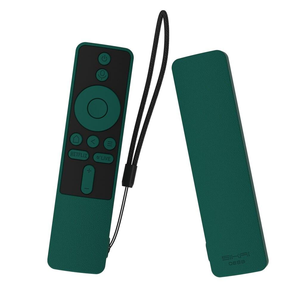 Цветной чехол с полным покрытием для ТВ приставки xiaomi mi