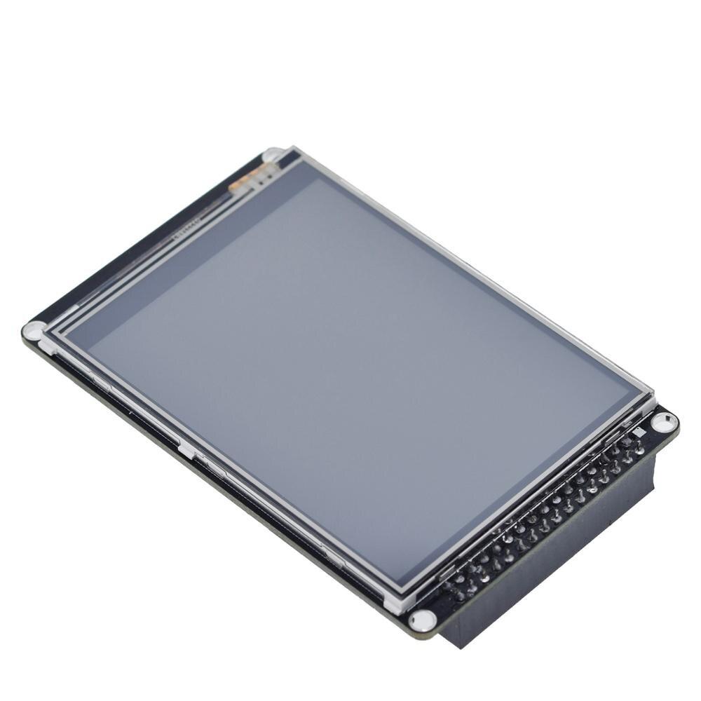 Image 4 - TZT 3.2 cal LCD TFT z ekranem dotykowym odporność ILI9341 dla STM32F407VET6 rozwoju pokładzie czarnyModuły LCD   -