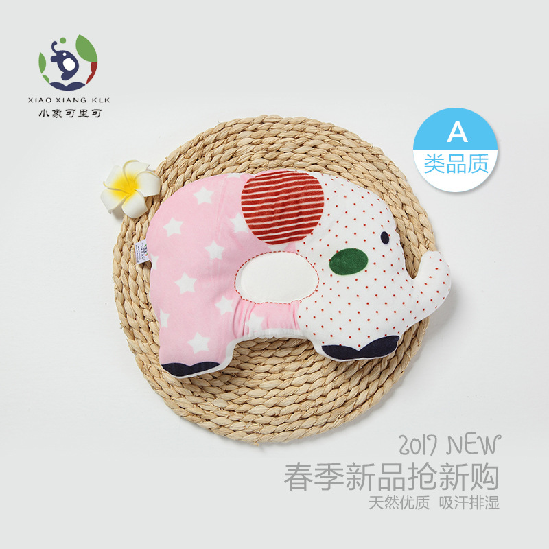 Newborns Supplies Infant Pillow Anti Migraine Stereotypes Pillow Origional Design
