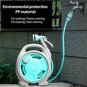Garden Hose Expandable Magic Flexible Water Hose Polypropylene-PP Hoses Pipe With Spray Gun To Watering Car Wash Spray