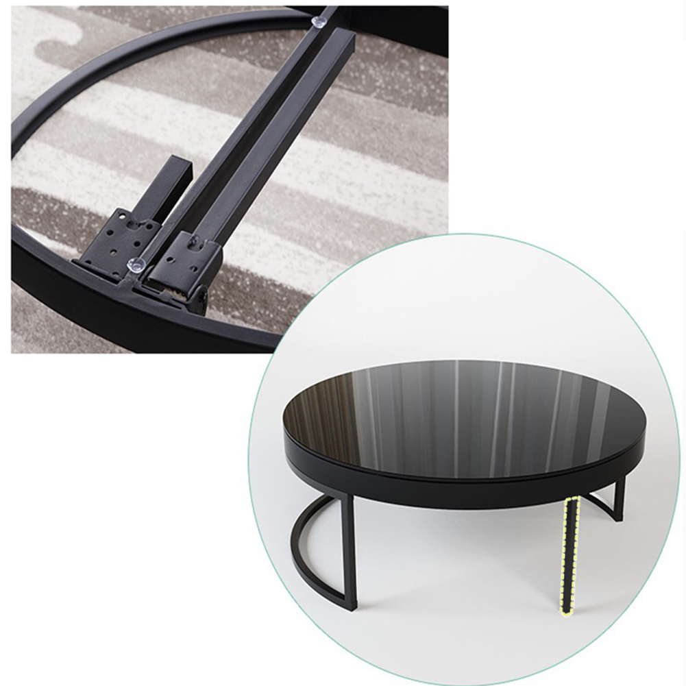 Replace Invisible Accessories DIY Sofa Bed Chairs Metal Feet Cabinet Folding Support Furniture Hardware Durable Table Leg